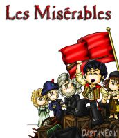 Les Miserables Ad by DarthxErik