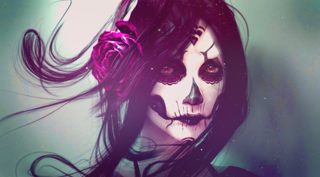 Skull Candy by MP-Celestial