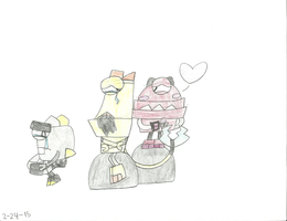 Mixels - This will heal you up guys....... by worldofcaitlyn