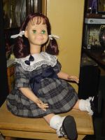 Talky Tina replica by amydhill