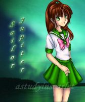 -Lita - Mako- Sailor Jupiter- by AStudyInScarlet