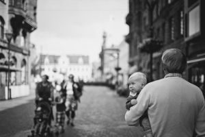 Dad's Shoulder by Freggoboy