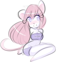 Mouse by TehButterCookie