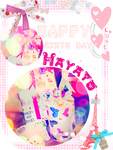 HBD.Hayato '13 by PiwyLullaby