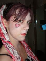 emilie autumn make up time by Hazelgirl