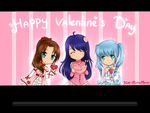 Dragon Saga Valentine's Day loading event 2013~ by MiMikuChair