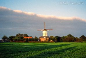 Windmill Koudekerke by TLO-Photography