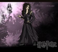 Bellatrix Lestrange by Belegilgalad