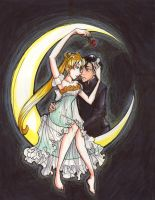 Sailor Moon-Cresent by penguinfaery