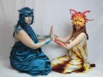 The Elementals - Duo 17 by HiddenYume-stock