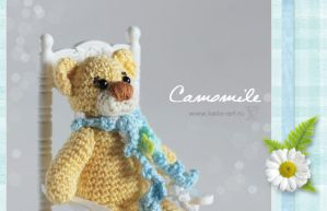 Camomile I by Keila-the-fawncat