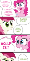 WOULD I?! by MangaKa-Girl
