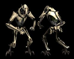 Grievous II:  Grievous Returns by TiJiL