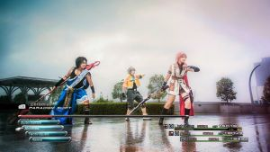 Final Fantasy XIII - Paradigm Shift by Ayami08
