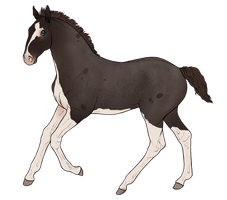 BTs Keep that Drugs - foal design by Ownheart