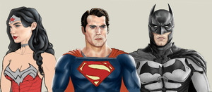Trinity (Work in progress- unlikely to finish) by Chenks-R