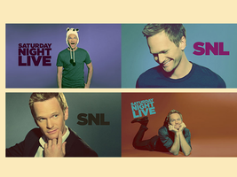 SNL. NPH. WP. by Ninjagoddess