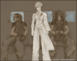 Memories - FFVII by unknown-one