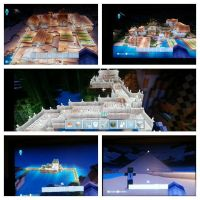 minecraft xbox 360 screenshot collage by large-rarge