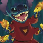 Fan Favorites Series #7 - Experiment 626 (Stitch) by sophiecabra