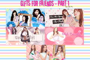 Gifs For Friends - Part 1 by chutchi54