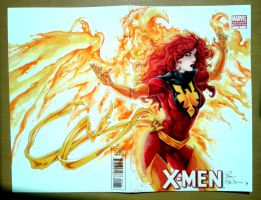 Jean Grey by Iantoy