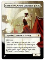 Elesh Norn, Grand Cenobite painted MtG Alter by iplaythisgame