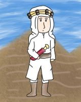 T.E. Lawrence of Arabia by Lafire