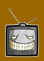 Television is Your Friend by grimcinder