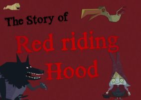 Evil Story of Red Riding Hood by city17