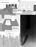 Kael's Audition- Pg. 5 by Nyla-Silverlyth