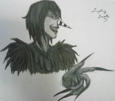 Laughing Jack by D-E-A-R-E-S-T
