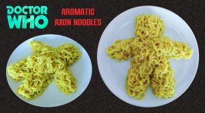 Aromatic Axon Noodles by mikedaws