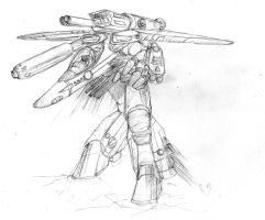 robotech valkyrie...lands by Selkirk