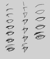 Eye Process by Hootsweets