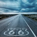 Route 66 - II - Stock by Walking-Tall