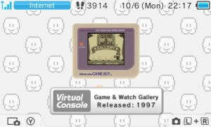 Game and Watch Gallery by UKD-DAWG