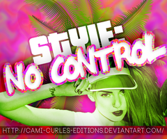 +STYLE: No Control | by CAMI-CURLES-EDITIONS