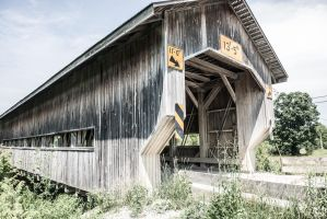 Covered Bridge by bluejay88