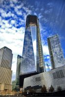 World Trade Centre III by AlanSmithers