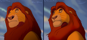 Disney vs. TseraTD by Tsera-aka-Dorsel