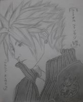 Cloud Strife 02 by unknown3173