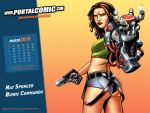 Nat Spencer - Bionic Commando by PortalComic