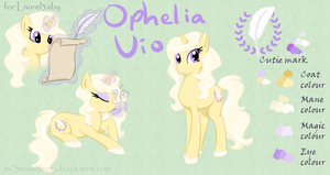 { Ophelia Vio } by Laurel3aby