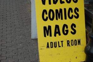 comics mags adult room by lucy-loo