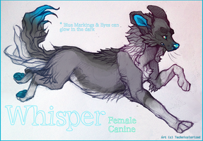 Whisper Ref by Technicolorized