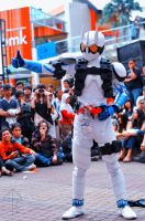 kamen rider eternal cosplay 1 by kucing-kucing