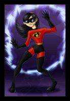 Violet Parr by rheall