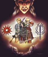DragonAge 30DayChallenge Day30 by kamidoodles