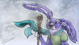 Blizzard Wizard by PkmnPrincessPiplup
